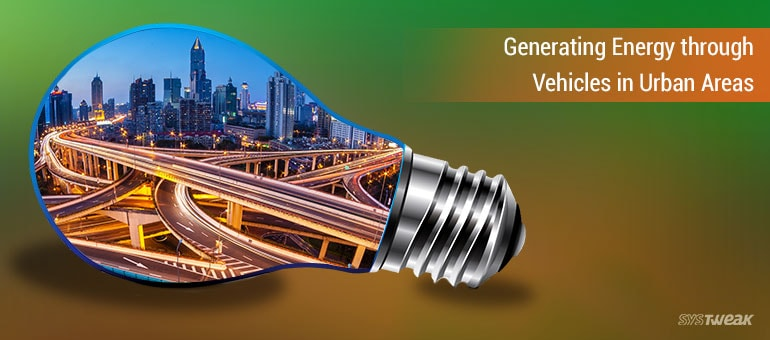 Energy Generation through Vehicle Generated Winds