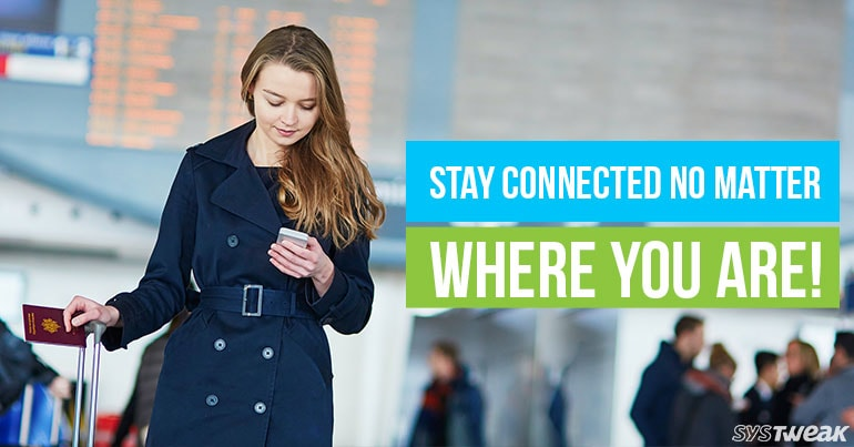 Few Tweaks to Make in Phone's Settings Before Travelling Abroad