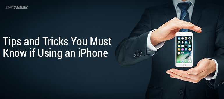 Gestures You Must Know If Using iPhone
