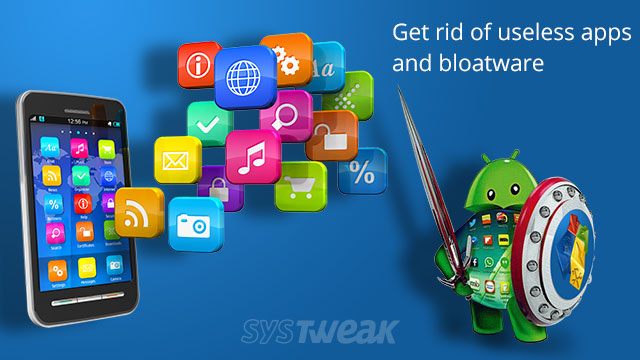 Get-rid of use less apps