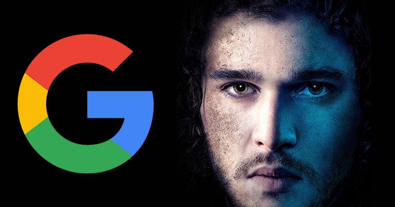 Google – Jon Snow