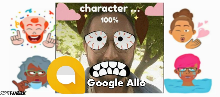 Google Allo Can Now Turn Your Selfie into Fun Emojis