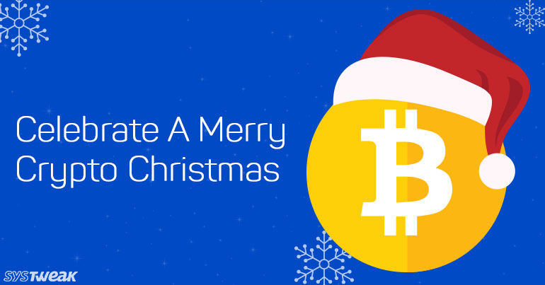 Have A Merry Crypto Christmas With These Cryptocurrency Inspired Gifts