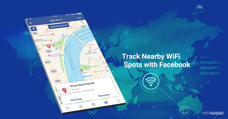 Here Is How Facebook Helps You Track Nearby WiFi Spots