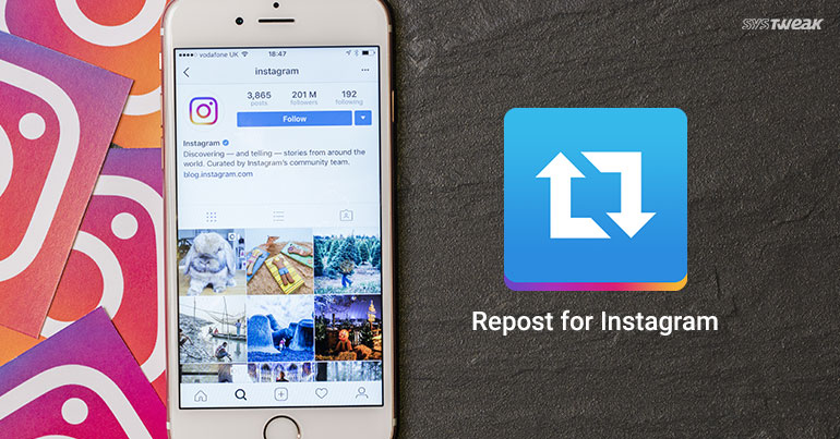 Here Is How You Can Repost Your Instagram Photos!