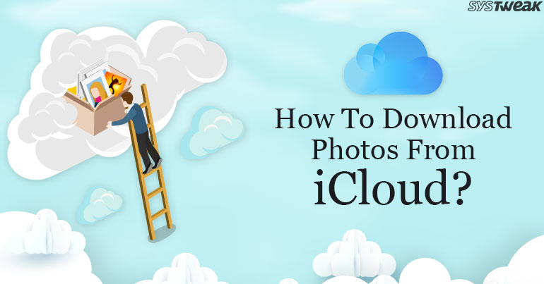 How To Download Photos From iCloud