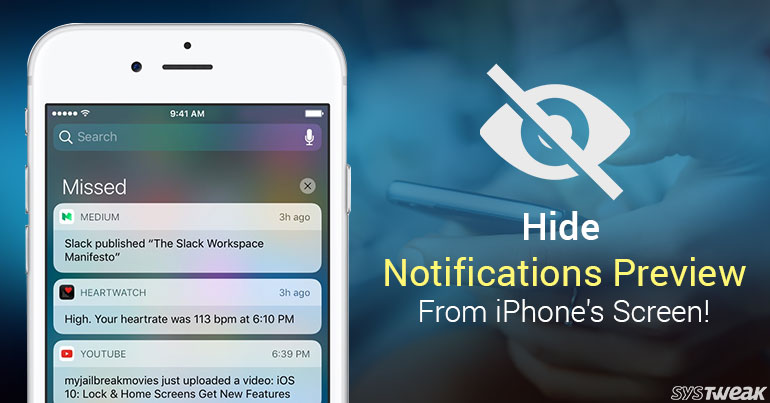 How To Hide Sensitive Info Preview From iPhone's Lock Screen