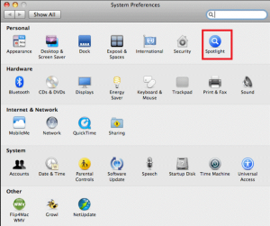 How to Customize Your Spotlight Search Results on A Mac 1