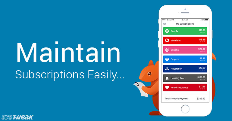 How to Maintain Subscriptions Easily On iOS