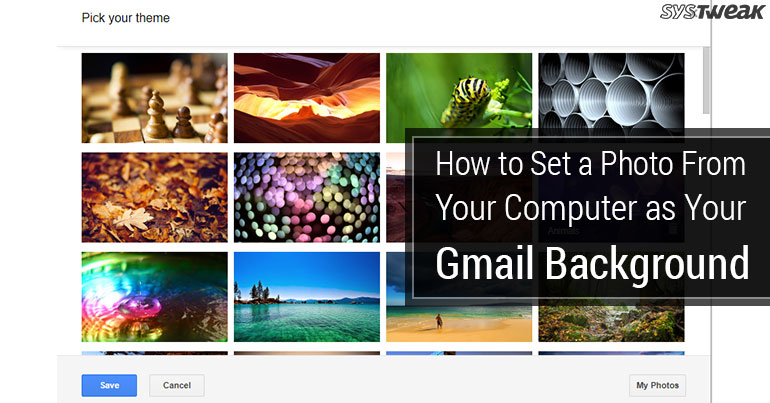 How To Stylize Your Boring Gmail Inbox