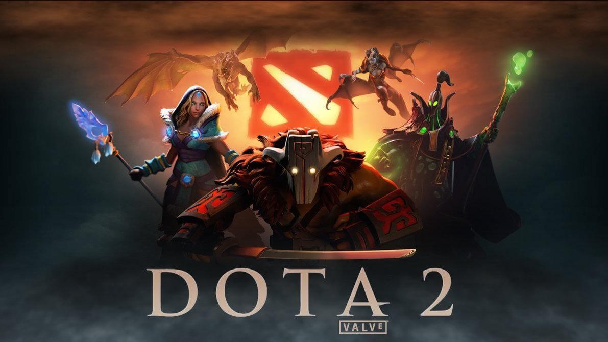 League of Legends Dota 2