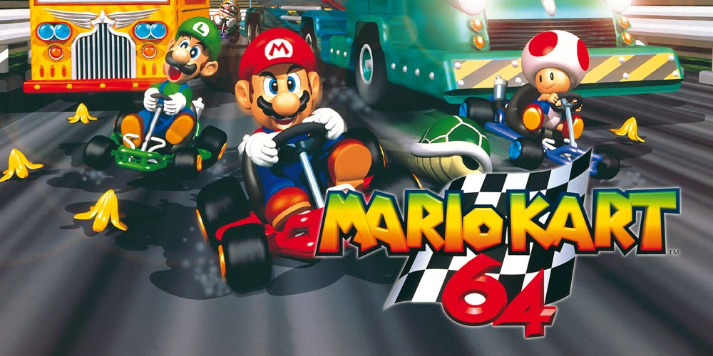 mariokart64 on Nintendo Switch