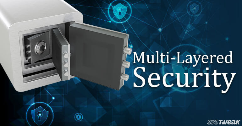 Multi-Layered Security :Patch Your Cyber Security Loopholes