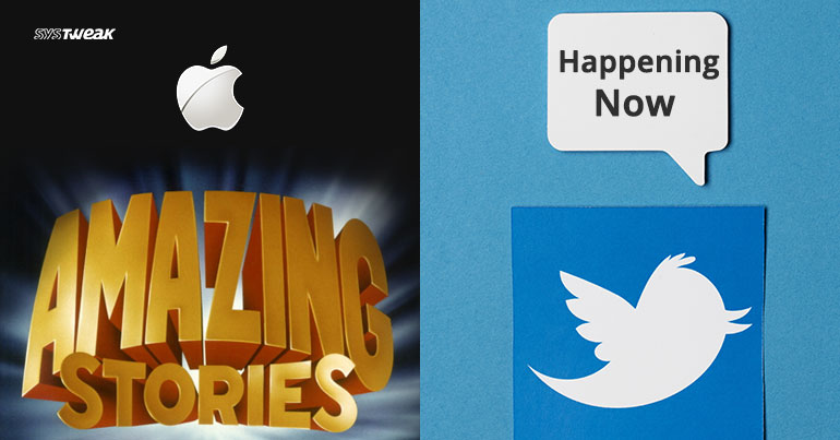 NEWSLETTER: Apple Joins Hands With Steven Spielberg & Twitter Launches Happening Now