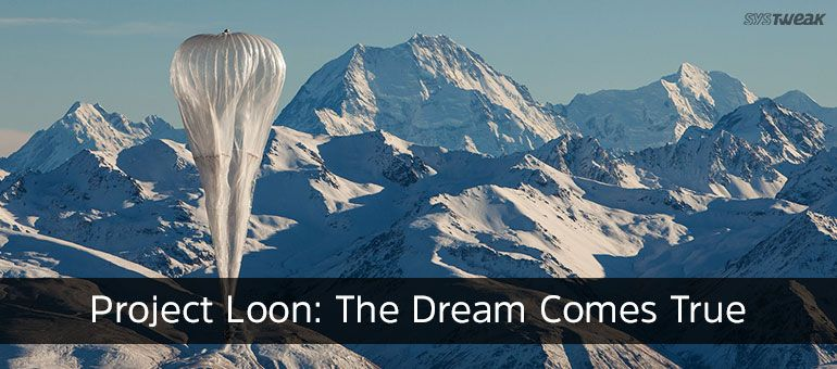 Project Loon: The Dangling Wi-Fi Balloon Router