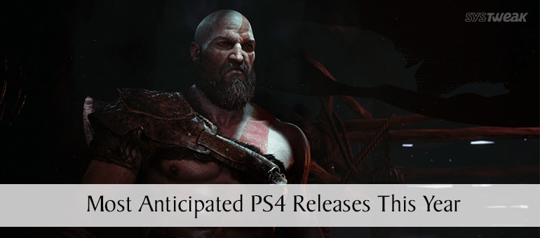 PS4 Games We Cannot Wait for in 2017