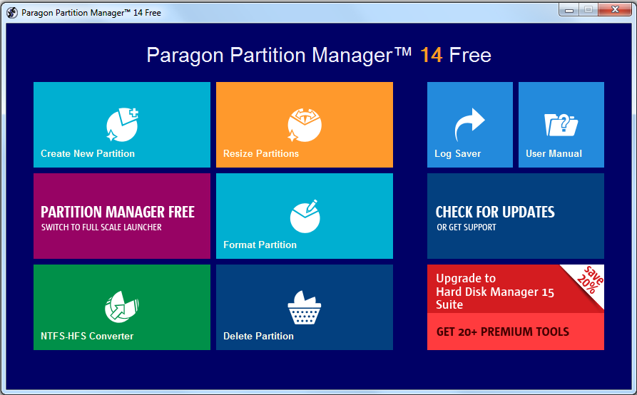 paragon-partition-manager