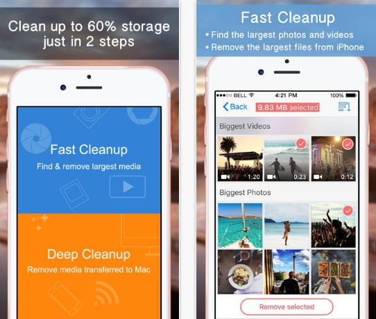 10 Best iPhone And iPad Cleaner Apps 2019