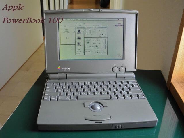 Apple PowerBook-100