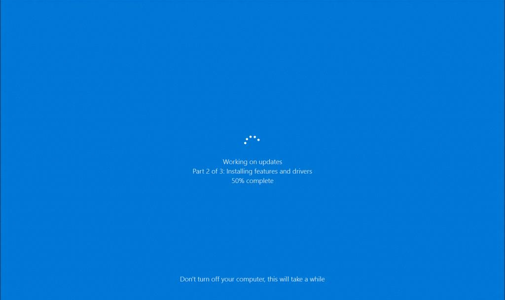 Procrastinating or Ignoring Installation Of Windows Updates