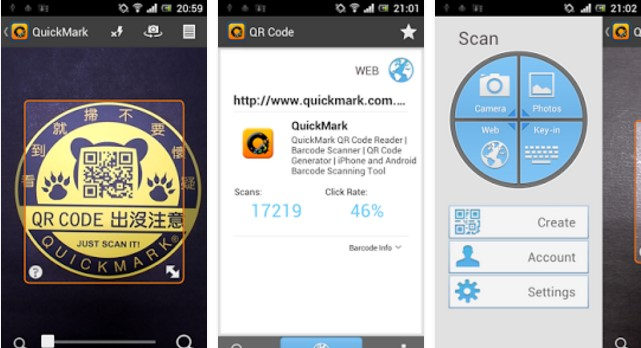 10 Best Free Barcode Scanner Apps For Android   QR Code Readers