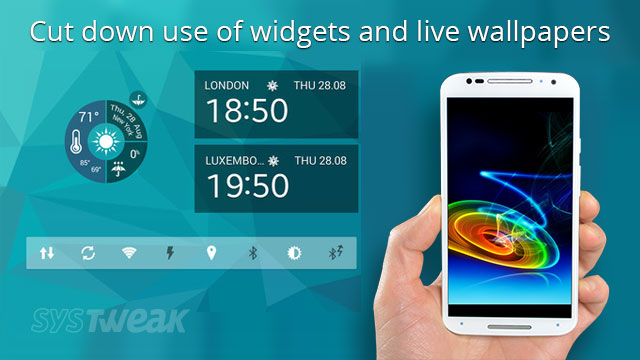 Remove Live Wallpapers