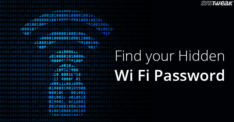 Retrieve Wi-Fi Password On Windows, Mac And Linux