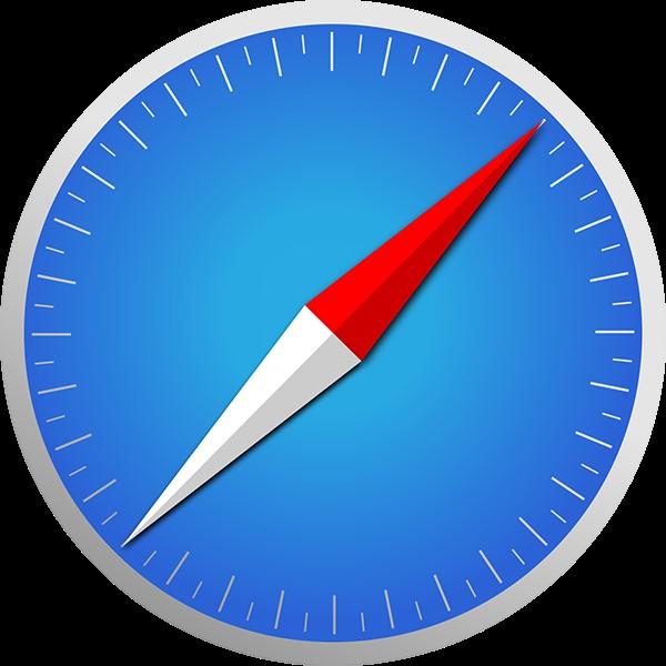 Safari fits in with Mac