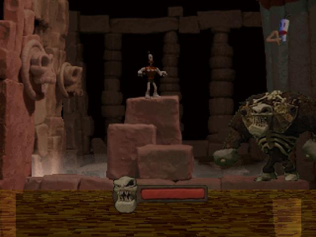 Skull Monkeys (PlayStation