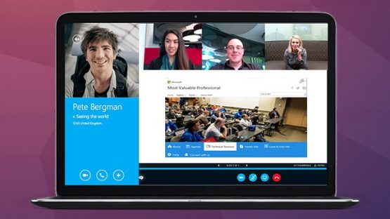 Skype for Web- Launched new features to increase connectivity