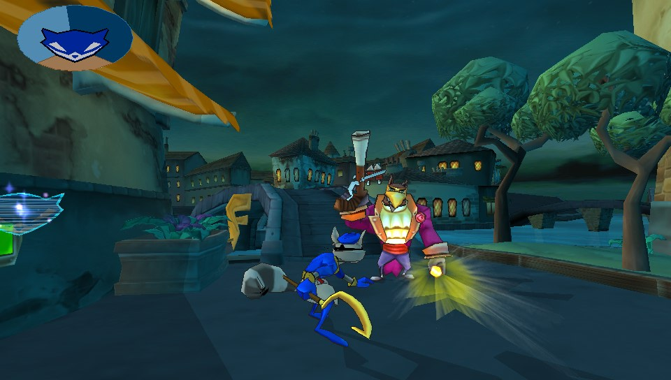 Sly Cooper (PlayStation 2)
