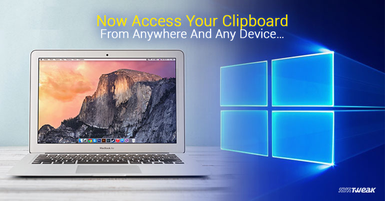 Syncing Clipboards Between Mac and Windows Just Got Easier!