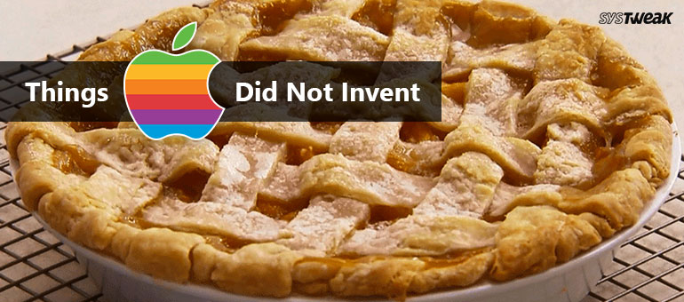 Technologies Apple Didn't Introduce, But is Credited With