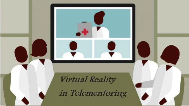 Tele-mentoring