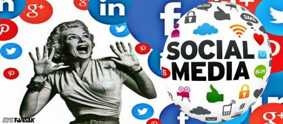 The Bitter Side of Social Media—Infographic
