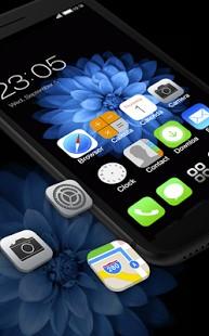 Theme for iOS 11 skin