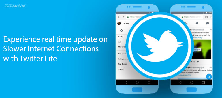 Twitter Introduces Data Optimized Version for Mobile Users
