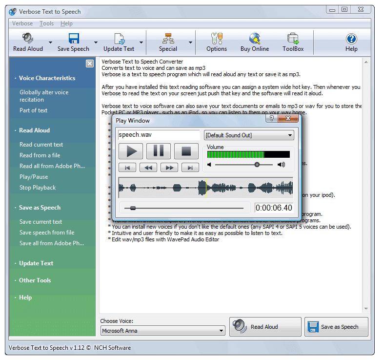 10 Best Text to Speech Software for Windows PC