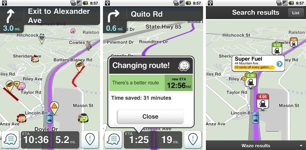 Waze - GPS Maps & Traffic