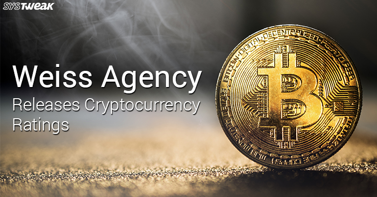 Weiss Agency Releases Ratings for 74 Cryptocurrencies