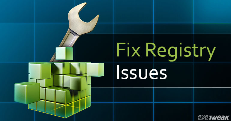 Why Is Fixing Registry Issues Important?