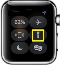 apple watch torch