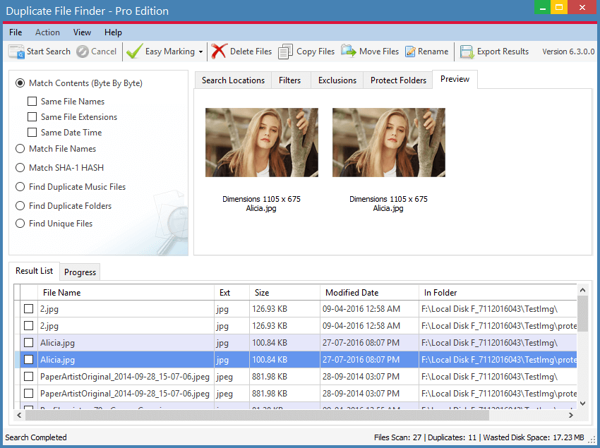 Free download fast duplicate file finder new full version:my software.