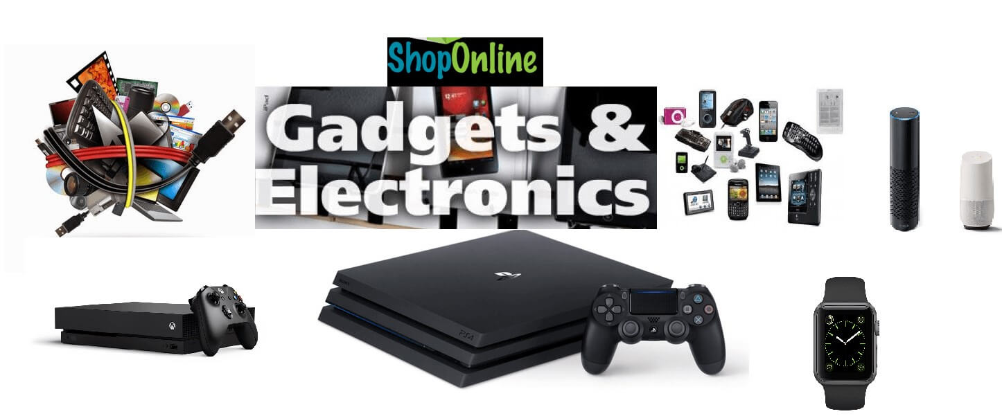 black friday gadgets and electronics