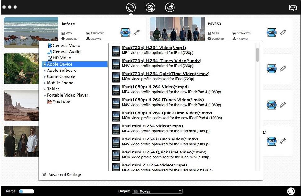 10 Best Video Converter Software for Mac - Top MacX Video