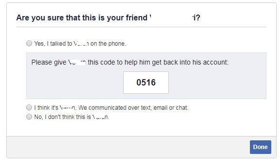 confirm friend code