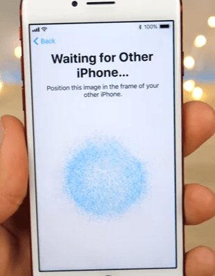 copy files from one to another iphone