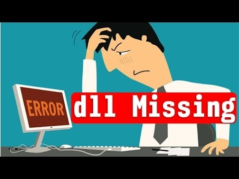 .dll file missing
