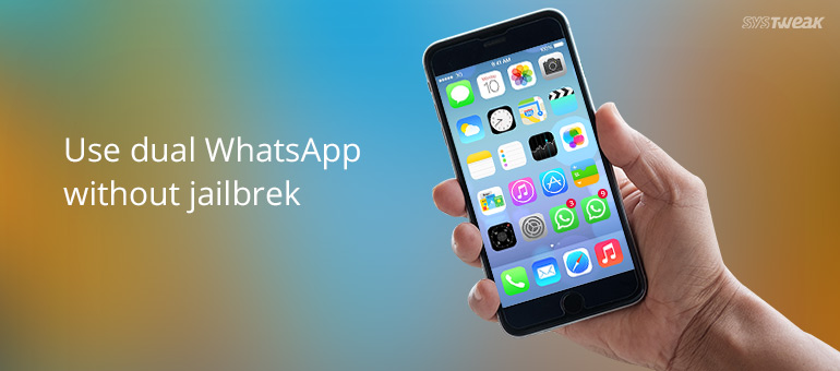 How to install and run Multiple WhatsApp Accounts on iPhone
