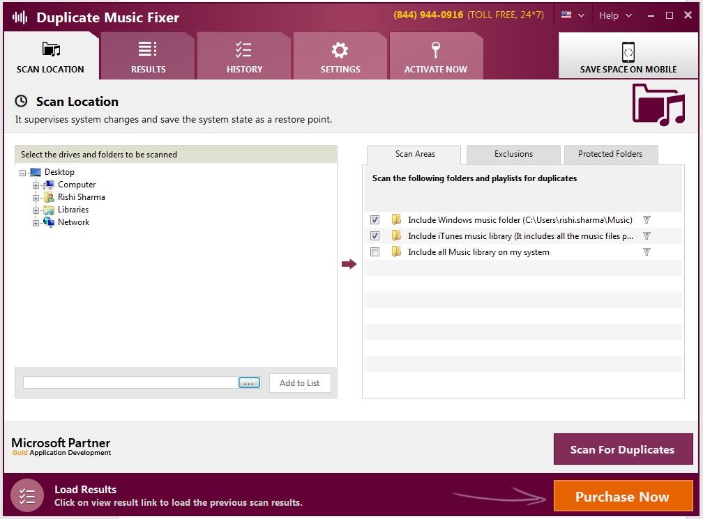 duplicate music fixer store location